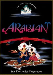 Arabian_arcadeflyer