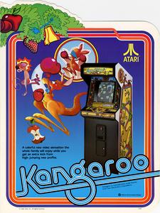 Kangaroo_arcadeflyer