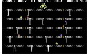 Ape Craze (C64)