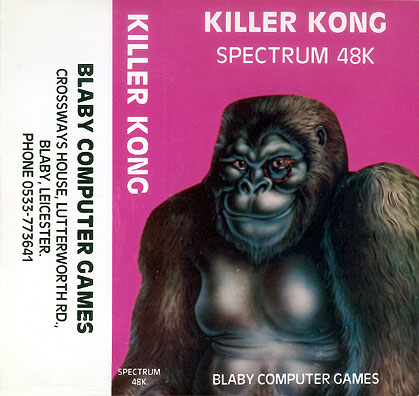 Killer Kong (Spectrum 48K)