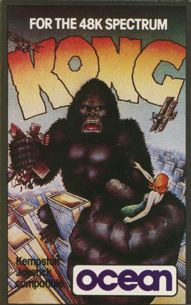 Kong (Spectrum48K) Ocean