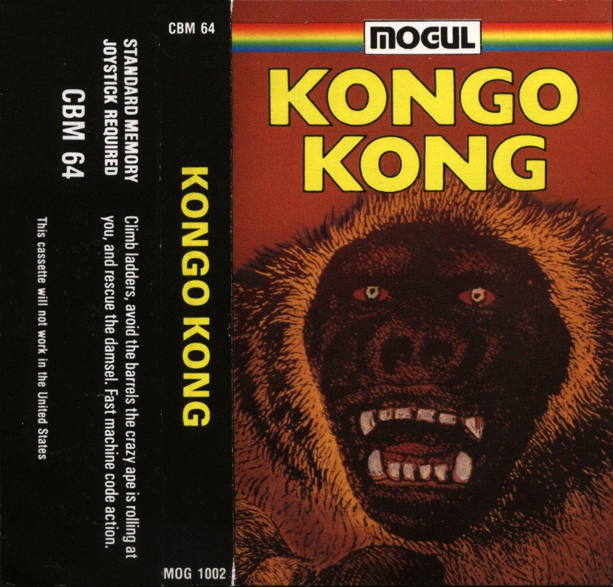Kongo Kong (C64)