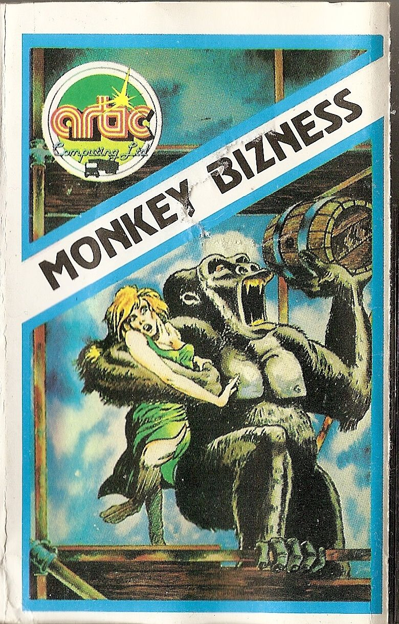 Monkey Bizness (ZX Spectrum)