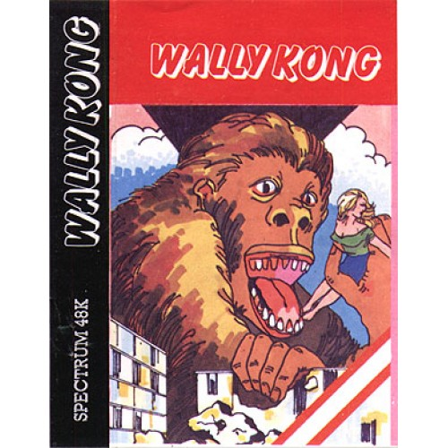Wally Kong (Spectrum 48K)